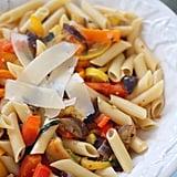 Easy Vegetarian Recipe: Vegetable Medley Pasta