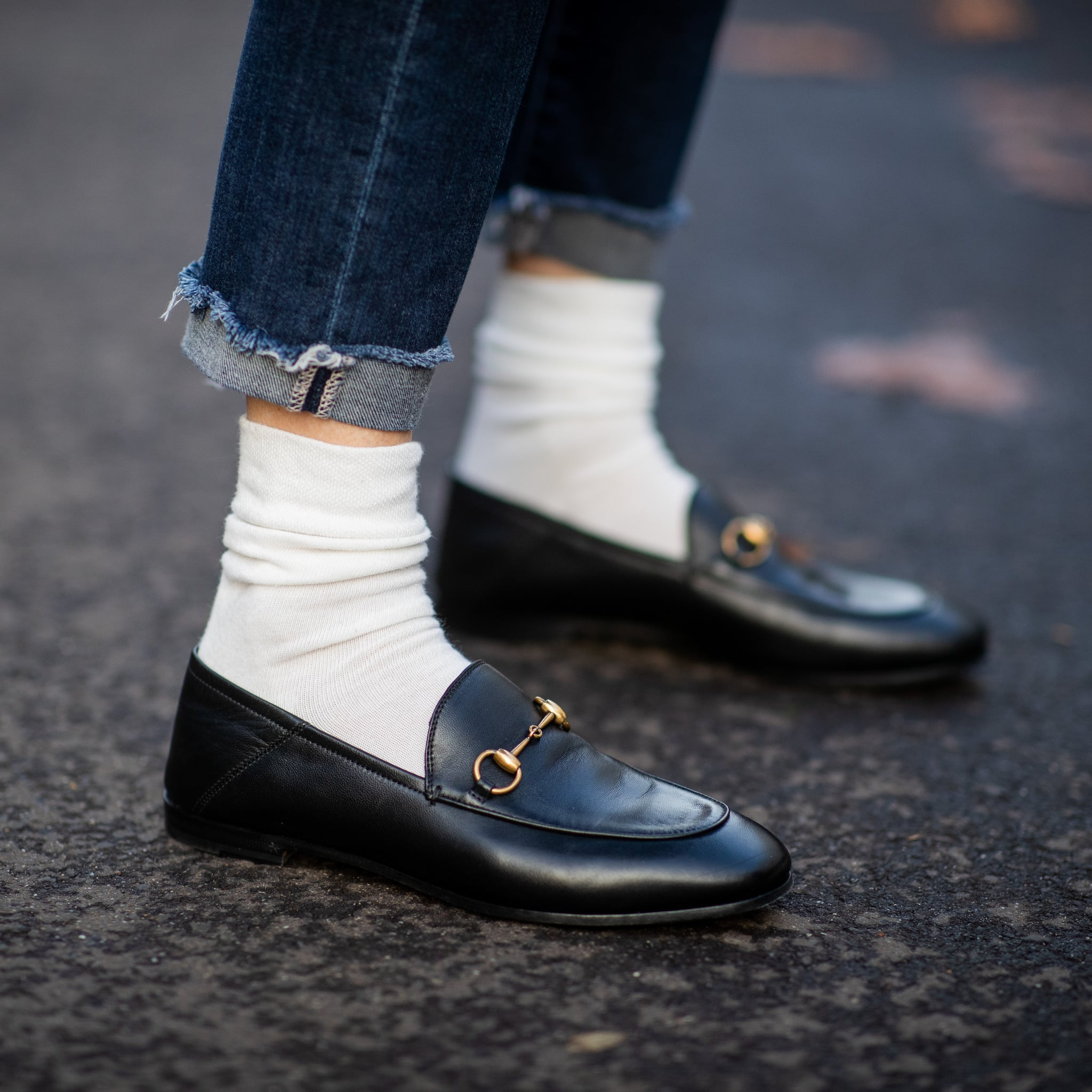 How To Style Gucci Loafers For Women 2020 Popsugar Fashion