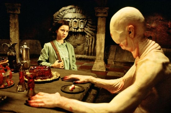 TV Dinners: Pan's Labyrinth - Caramelized Grapes