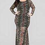 Fashion Nova She Will Steal Your Man Snake Dress