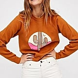 Free People Cactus Sweater