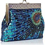 Chichitop Peacock Clutch
