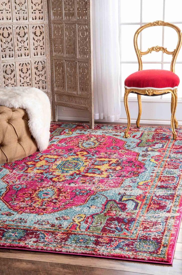 Nuloom Vintage Corbett Area Rug Best Colorful Area Rugs