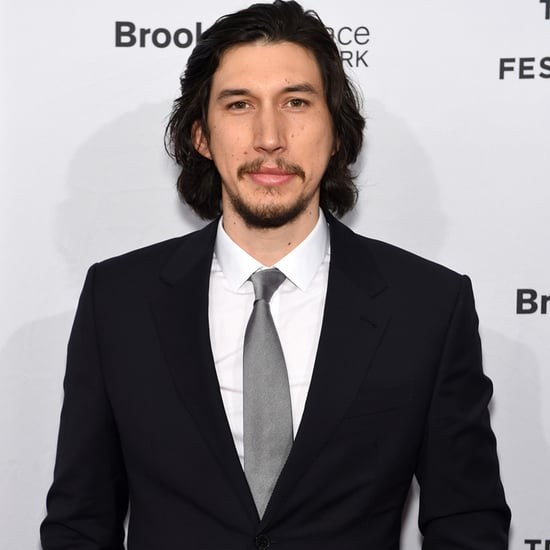 Adam Driver Golden Globes Skit on SNL 2016 | Video