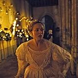 Amanda's Wedding Dress as Cosette in Les Misérables, 2012