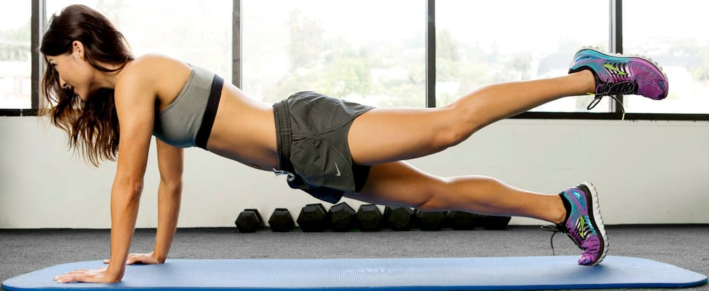The 3-Move, 10-Minute Ab Workout You Can Do Anywhere, Anytime