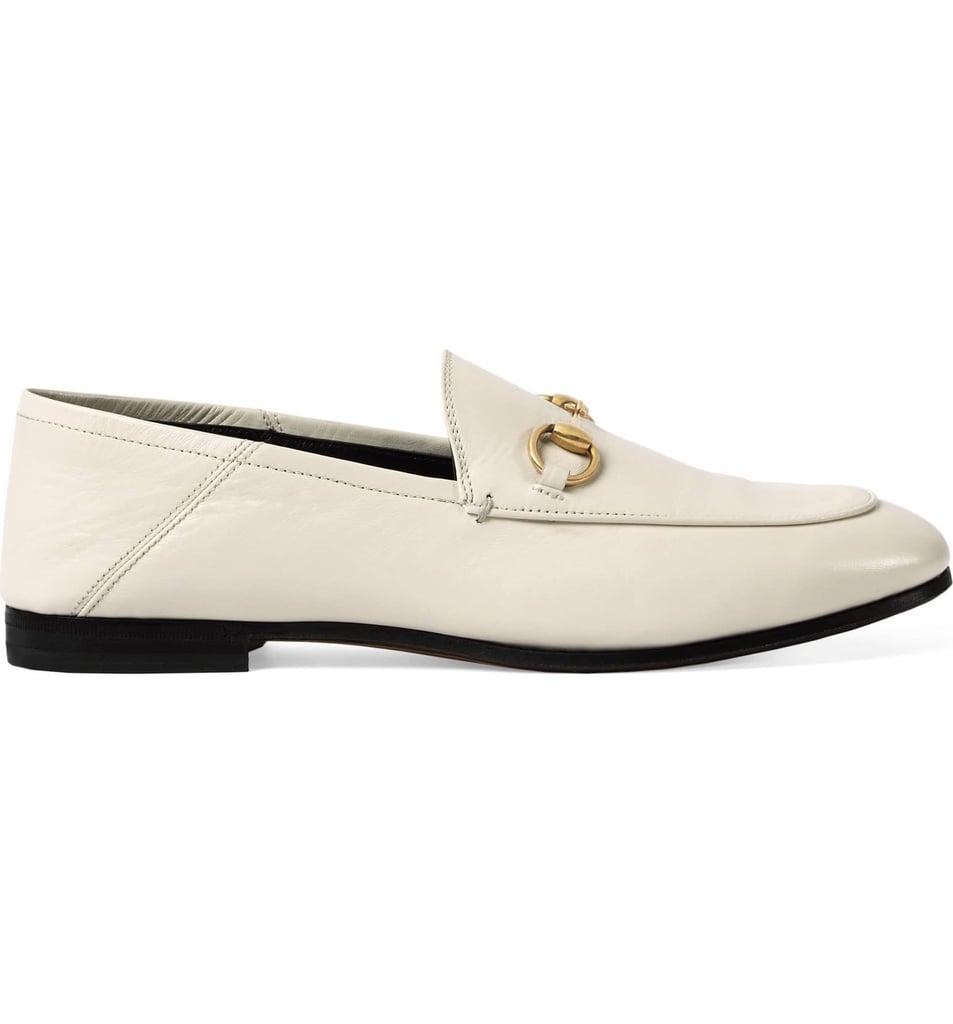 Selena's Exact Gucci Brixton Convertible Loafer
