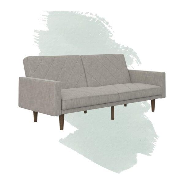 "Austen Twin 78.5"" Split Back Convertible Sofa"