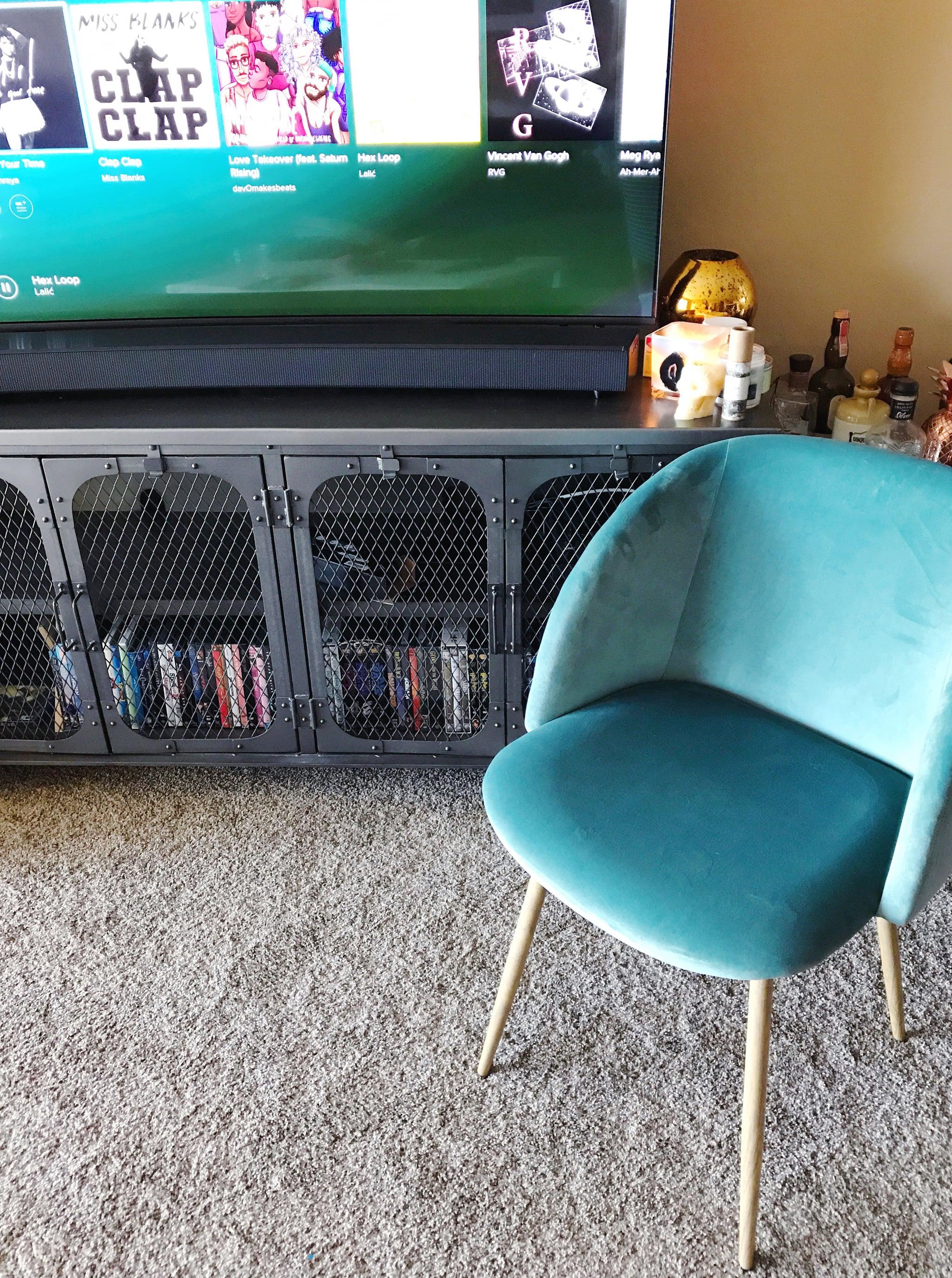 Is the Amazon Velvet Chair Actually Good