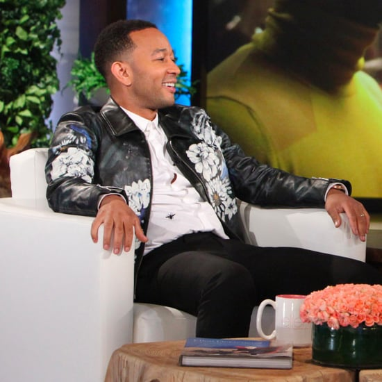 John Legend on The Ellen DeGeneres Show October 2016