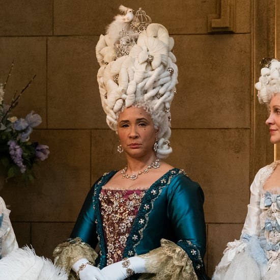 Queen Charlotte's Beyoncé-Inspired Hairstyle on Bridgerton