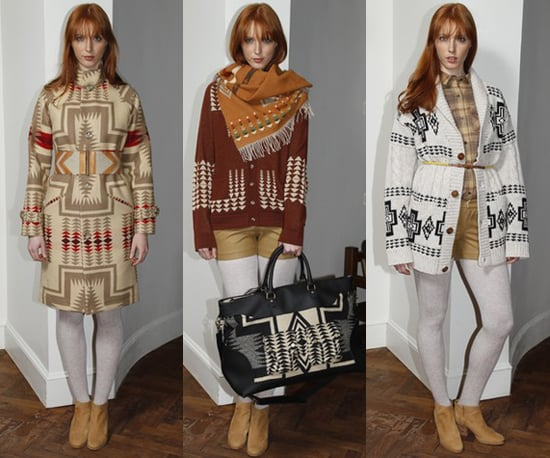 Pendleton Unveils New Contemporary Line Called The Portland Collection