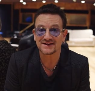 Bono Apologies for U2 iTunes Download