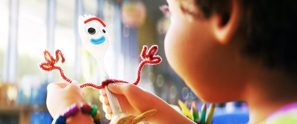 Forky From Toy Story 4