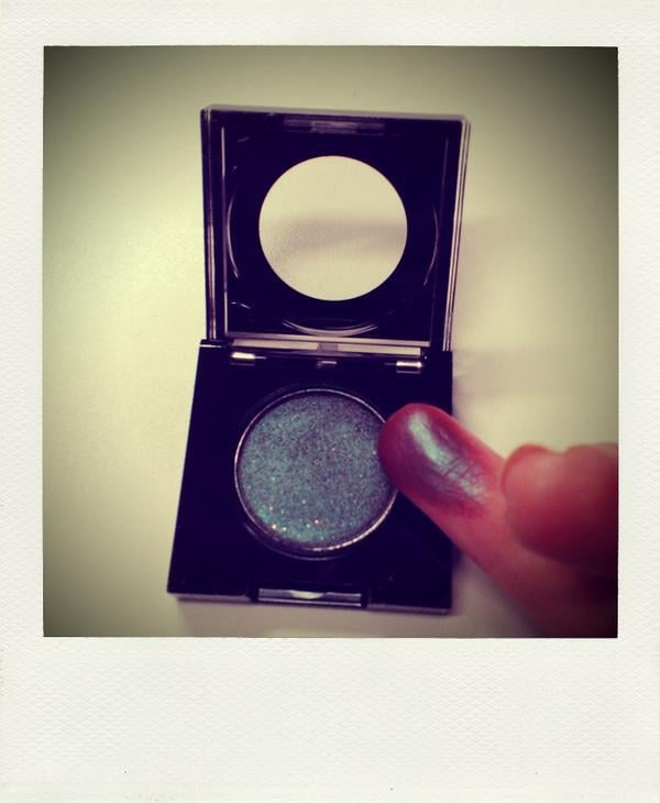 I fell hard for this Total Intensity Eyeshadow from Prestige, and promptly put it on!