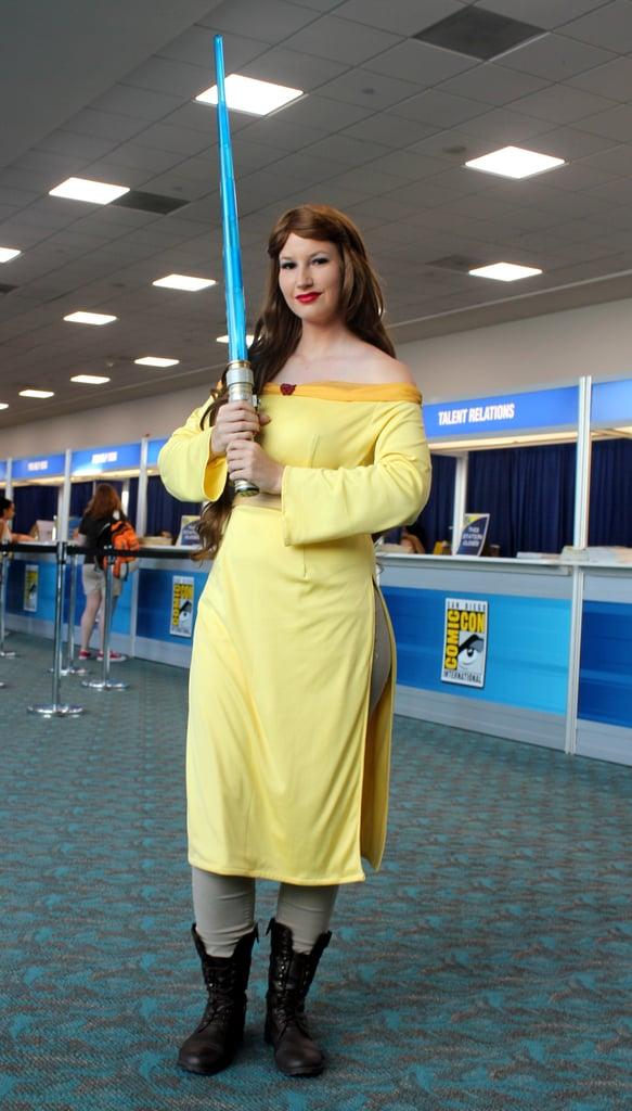 Jedi Belle