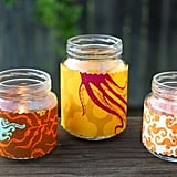 Upcycle Your Baby Food Jars Into Fabric Tea Lights