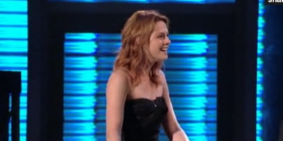 Kristen Stewart on Lopez Tonight