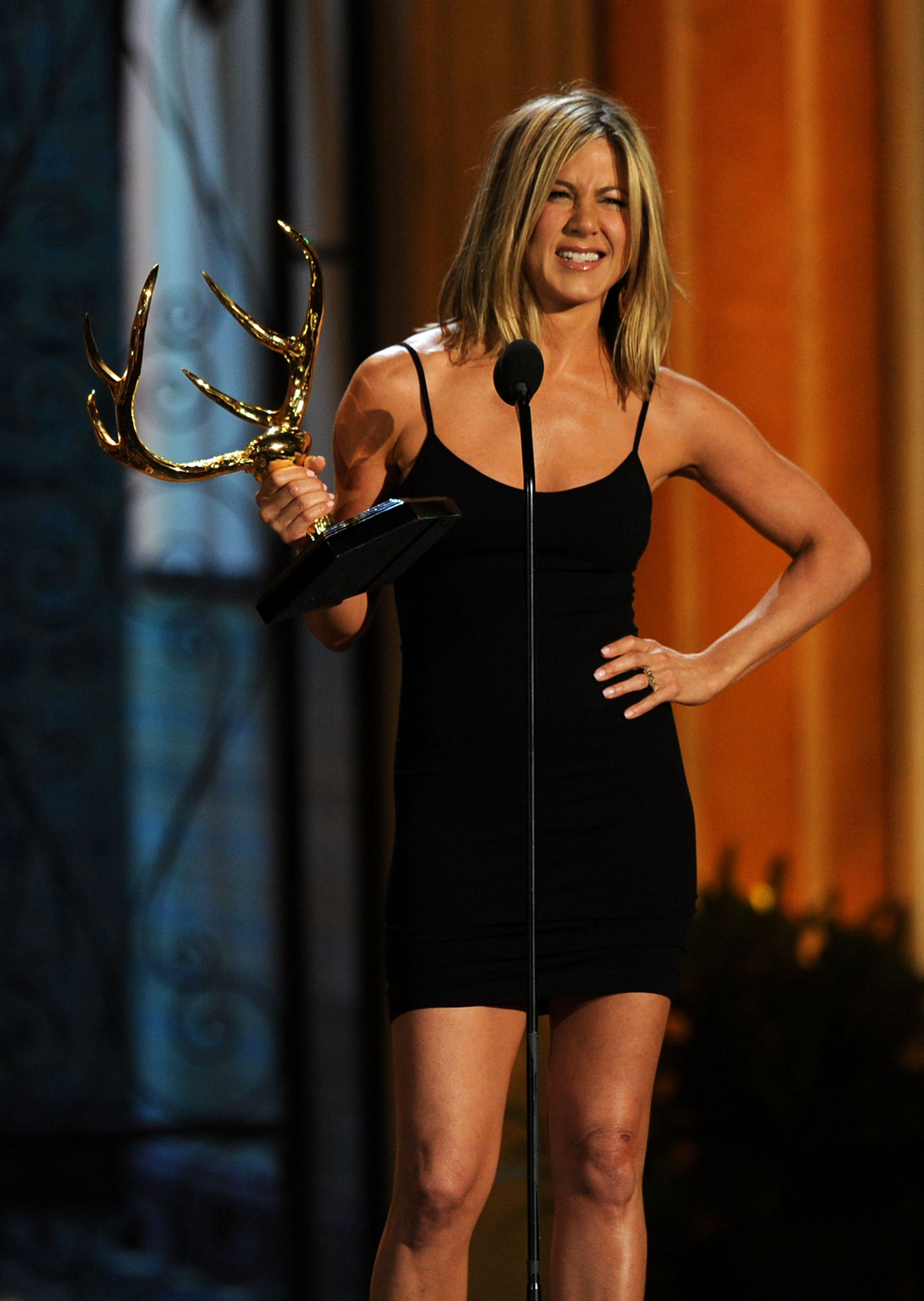 Jennifer aniston rumor has it - 2 part 9