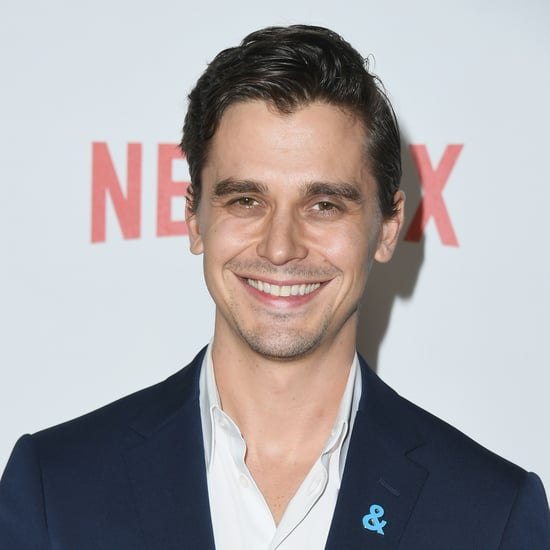 Queer Eye's Antoni Porowski Favourite Post-Workout Meal