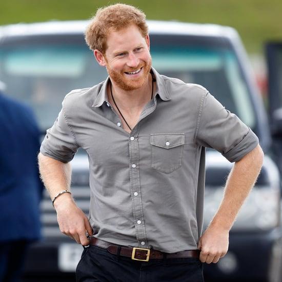 Prince Harry's Caribbean Tour Details