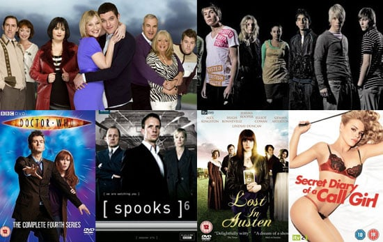Which is your favourite british tv show of 2008 - Your favorite show ...