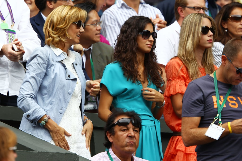 Celebrities at 2011 Wimbledon Including Kate Middleton