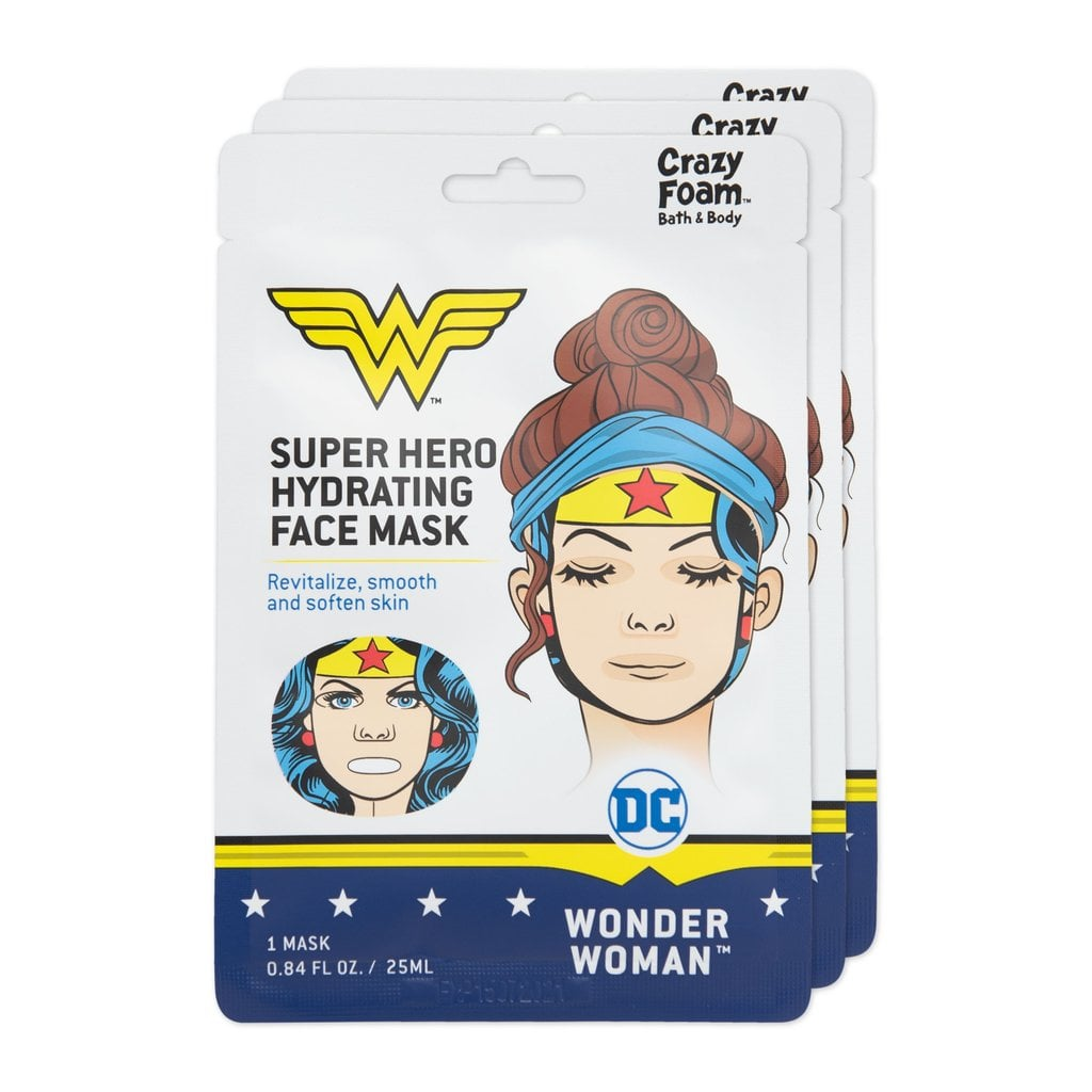 Wonder Woman Sheet Mask