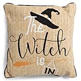 Indoor Outdoor Witch Is In Pillow