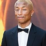 Aries: Pharrell Williams, April 5