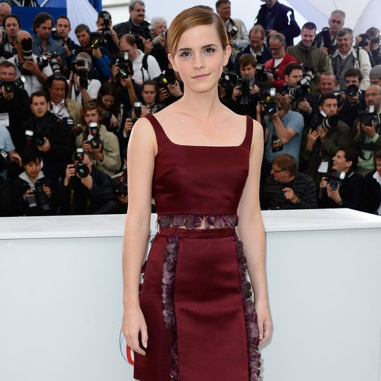 Our other favorite part about Cannes? Every costume change at the photocalls.