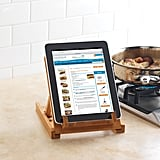 Pampered Chef Bamboo Tablet Stand