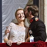 Guillaume and Stéphanie of Luxembourg