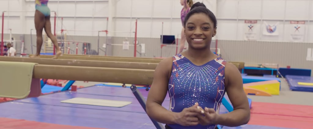 Simone Biles 73 Questions With Vogue Video