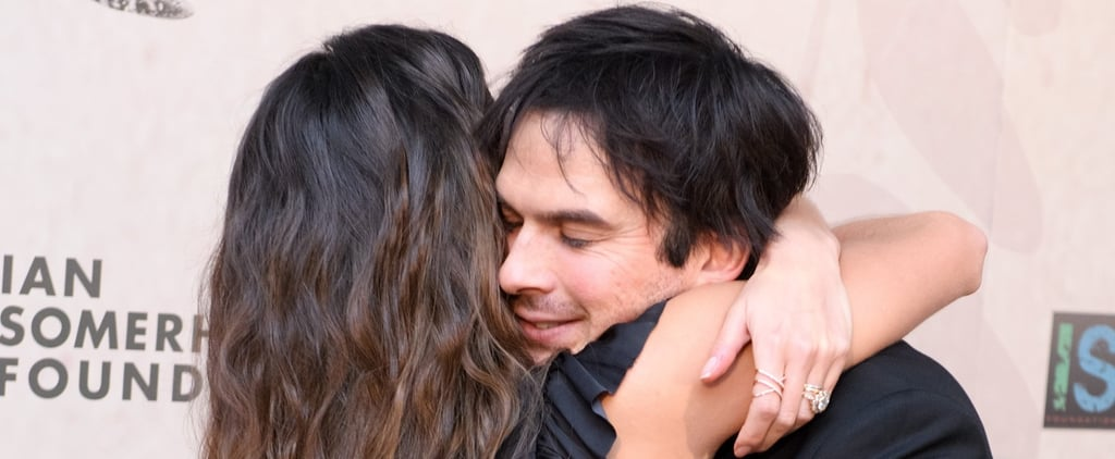Ian Somerhalder and Nikki Reed Show Sweet PDA at a Charity Gala in Chicago