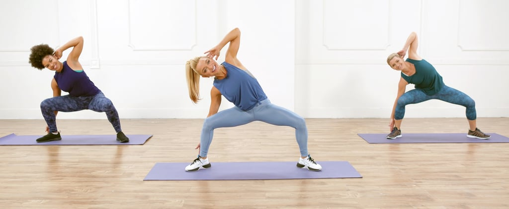 30-Minute No-Equipment Cardio and Core Workout