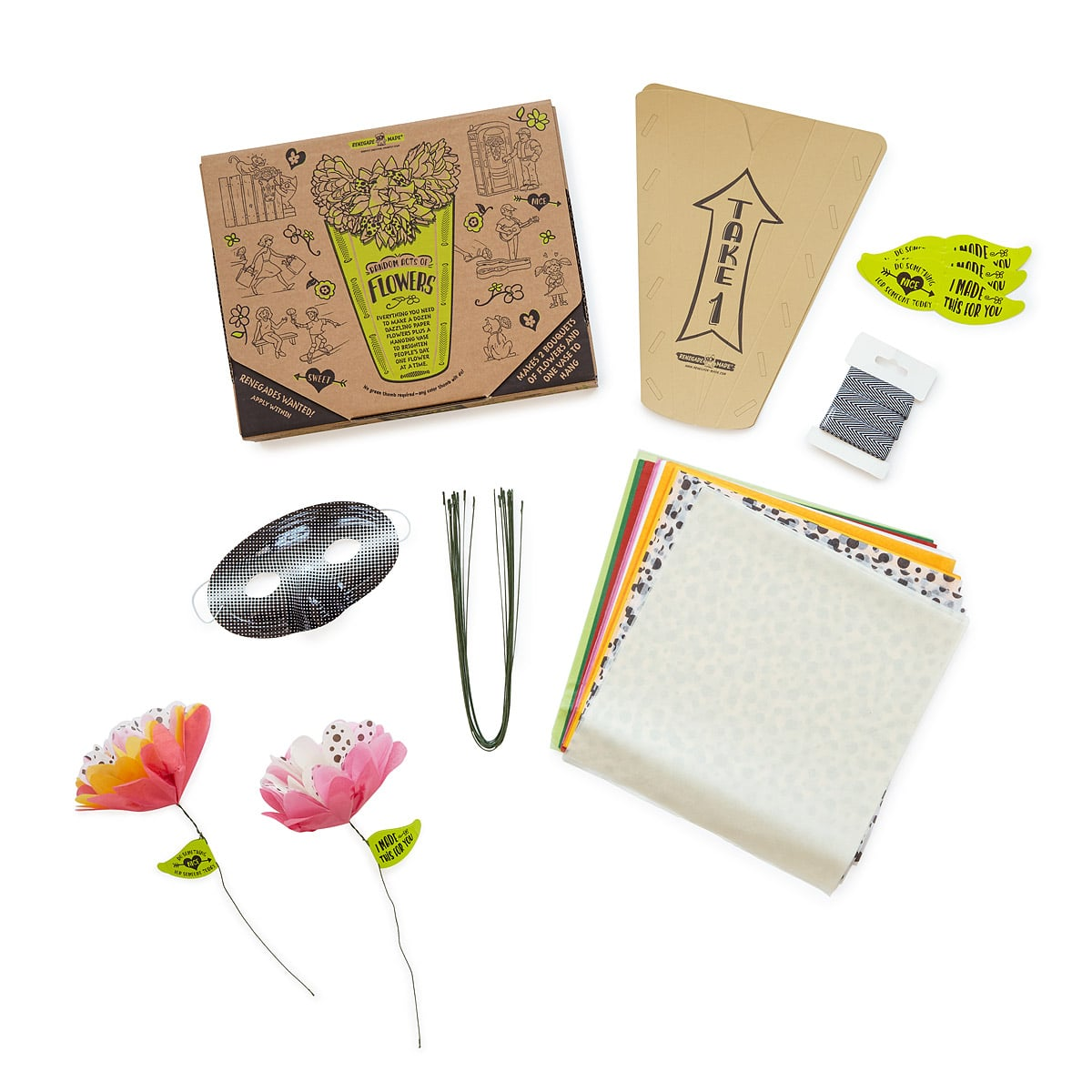Random Acts of Flowers Kit