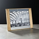 Celeste: Maarten Antiqued Brass  Picture Frame