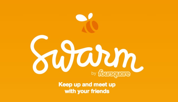Foursquare's Swarm Helps You Find Friends, Make Plans