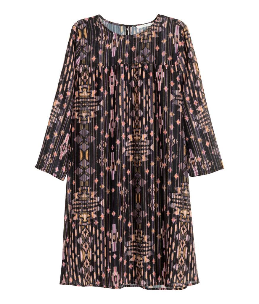H&M Chiffon Dress ($20)