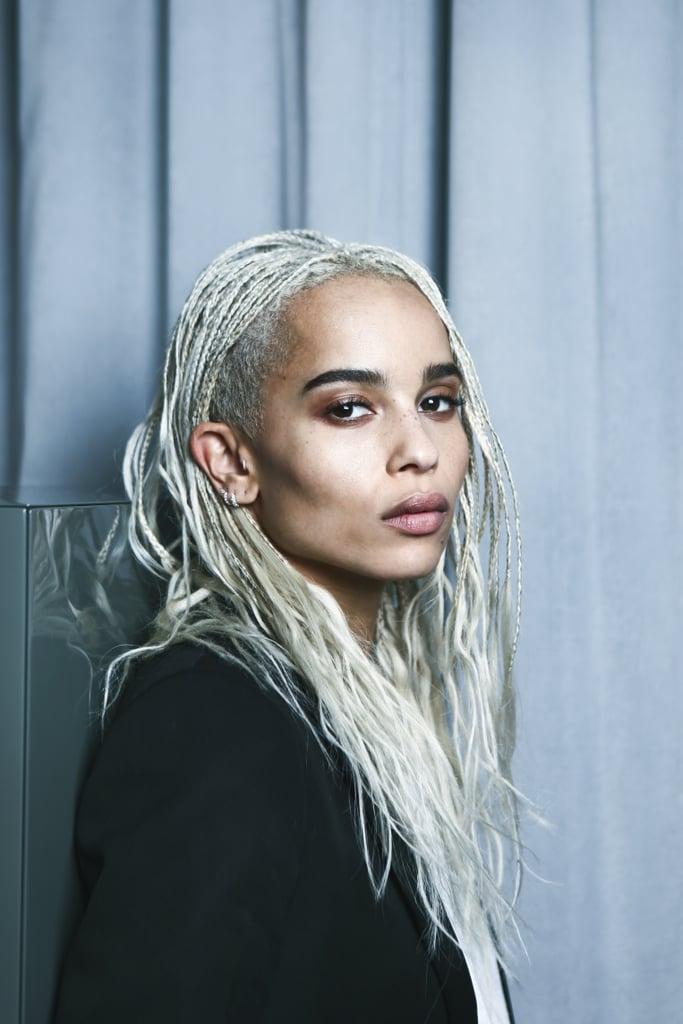 Zoë Kravitz for Yves Saint Laurent
