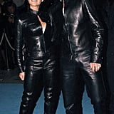 Victoria Beckham and David Beckham in 1999