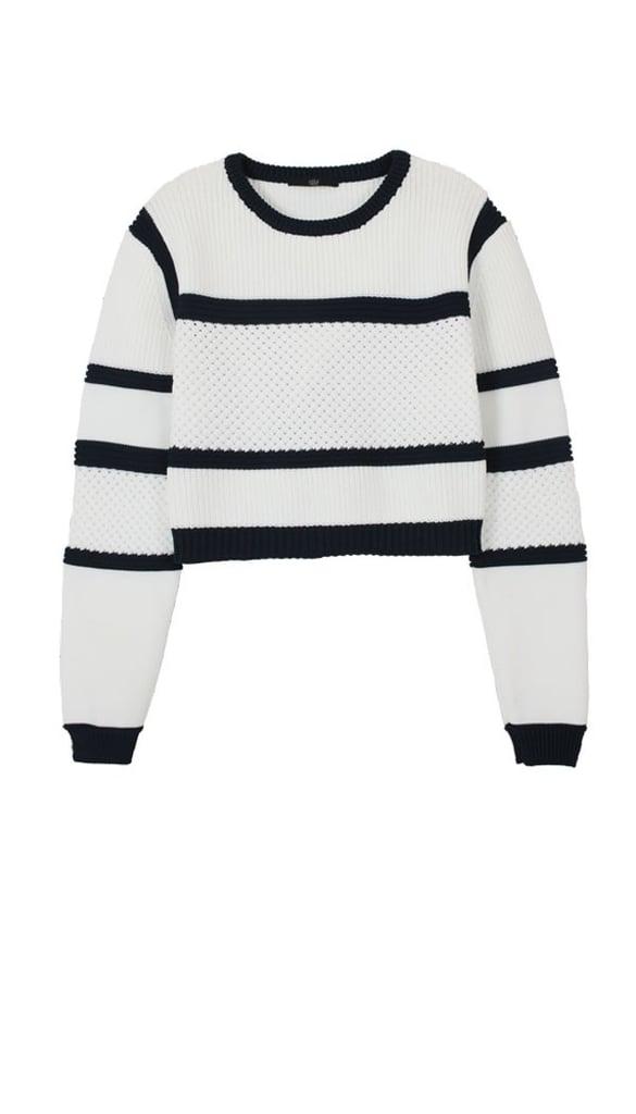 Tibi Striped Sweater