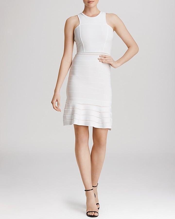 White Wedding Cocktail Dresses 44 Superb