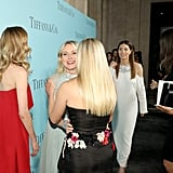 Reese Witherspoon and Jessica Biel at Tiffany & Co. Party