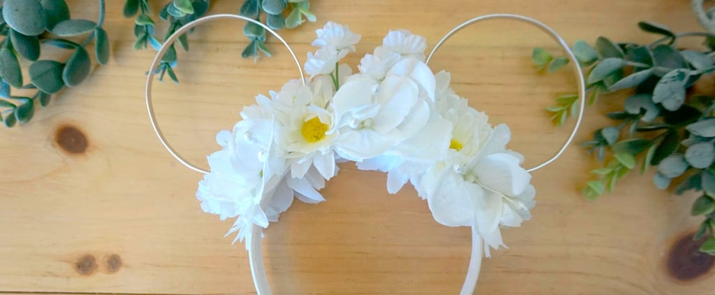 17 Pretty Disney Ears For Brides-to-Be