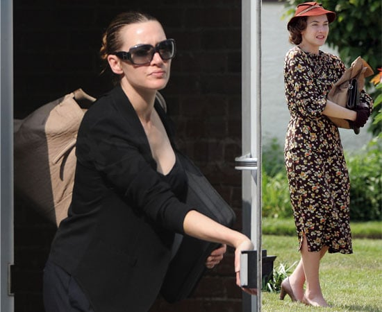 Pictures of Kate Winslet in New York