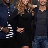 Mariah Joins American Idol