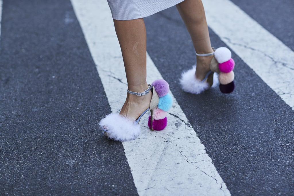 The Weird Shoe That Is Literally Everywhere at NYFW