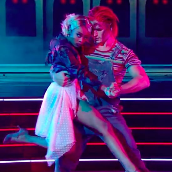 Watch Skai Jackson's DWTS Halloween Performance